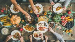 1/3 от емисиите на парникови газове идват от храната