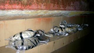 21кг опиум задържаха в иранец на Капитан Андреево