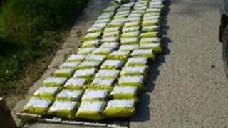 Полицаи спипаха 170 кг. контрабанден тютюн