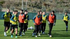 Черно море тренира в Турция без шестима
