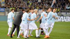 """Лацио се върна към победите в Серия """"А"""""""