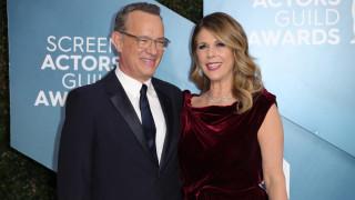 Том Ханкс и съпругата му с коронавирус