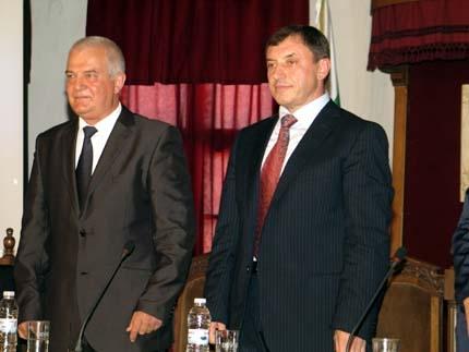 Алексей Петров се кандидатира за президент