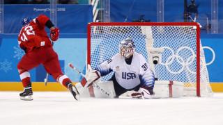Чехия попари САЩ и е на полуфинал в хокея на лед