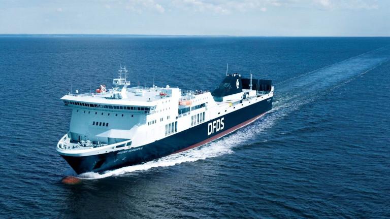 "Приватизират ферибота ""Героите на Одеса"""