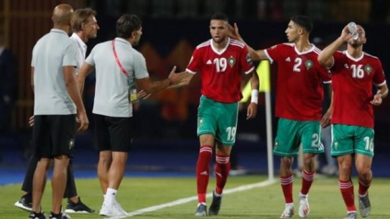 Мароко е осминафиналист за Купата на Африка