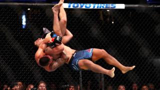 UFC не се поддаде на коронавируса