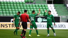 Марселиньо: Имах желание да остана в Лудогорец, един български клуб ме потърси