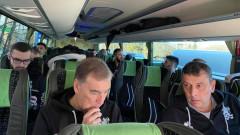 България отпътува за Северна Македония с 14 волейболисти