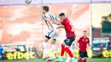 Локомотив (София) - Локомотив (Пловдив) 1:0, Тунчев прави четворна смяна