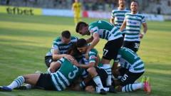 Черно море обезличи Ботев (Пловдив) и записа първа победа в efbet Лига