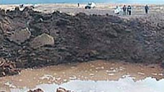 Метеорит разболя 600 души в Перу