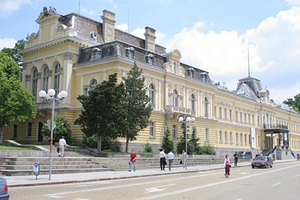 Ремонтираха Нaционалната художествена галерия за 3,6 млн.