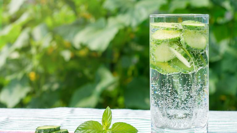 Какво да пием, ако сме дехидратирани