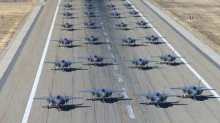 Пентагонът поръча 78 броя F-35 за $4,7 млрд.