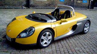 Renault с нов спортен автомобил
