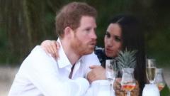 Принц Хари и Меган Маркъл купонясваха на сватба