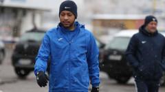 Бивш футболист на Левски подписа в Бразилия