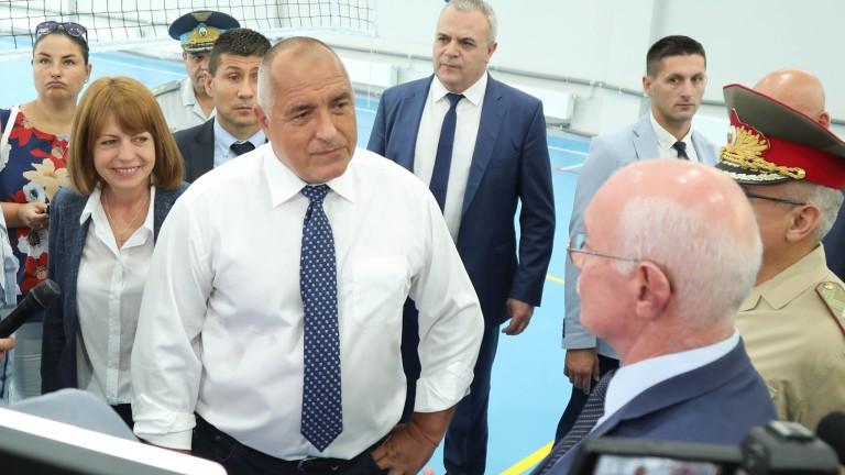Министър-председателят на България Бойко Борисовотбеляза попадение за ветераните на Витоша