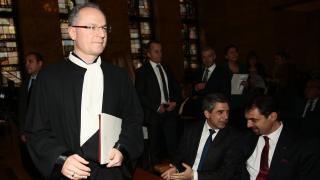 В България олигархията си има държава, намекна съдия № 1