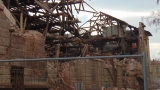 Спасеният Тютюнев склад в Пловдив се руши