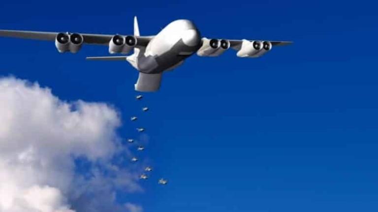 """""""Самолет кошер"""" - новото въздушно оръжие на САЩ"""