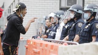 Среднощните бунтове в САЩ били дело на опортюнисти и екстремисти