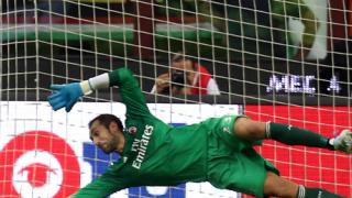 Диего Лопес под въпрос за дербито на Милано