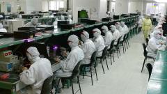 Индустриалното производство в Китай падна до 17-годишното си дъно