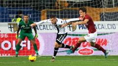 """Победният рейд на Рома приключи на """"Енио Тардини"""""""