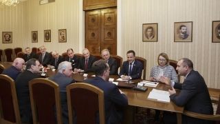 Радев иска съвместни усилия в сътрудничеството в Югоизточна Европа
