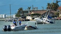 """""""Ирма"""" отне живота на близо 50 души в САЩ и на Карибите"""