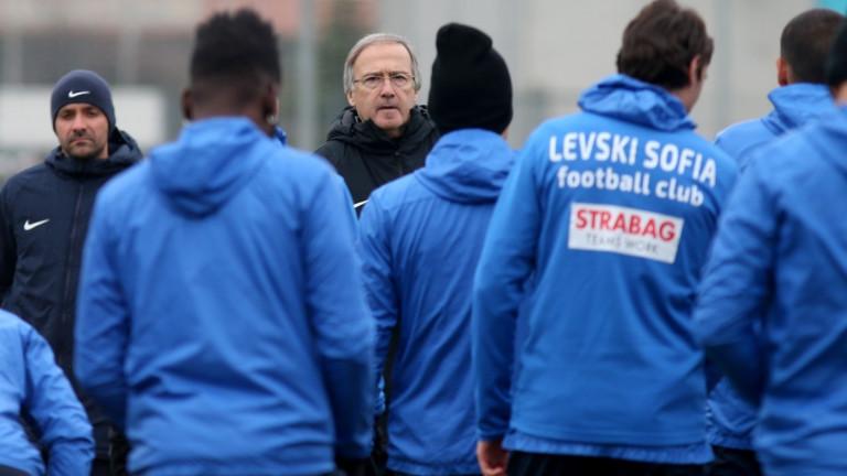 7 футболисти от Първа лига са приоритет за лятната селекция в Левски