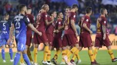 "Рома се справи с Емполи и излезе трети в Серия ""А"""