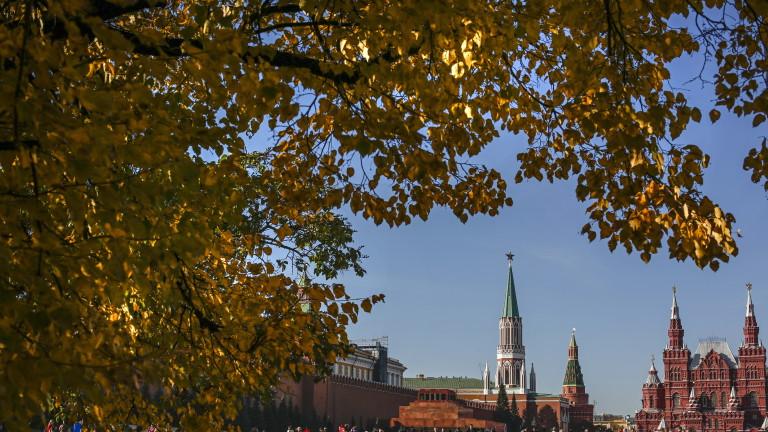 Днешният 11 септември в Москва се превърна в най-горещия за