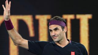 Федерер отпадна във втория кръг на един от любимите си турнири