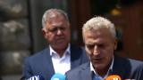 Москов: Водехме разговори с ВМРО за коалиция, но другите партии не изповядват ценностите ни