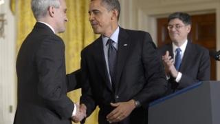 Денис Макдоноу е новият шеф на администрацията на Обама