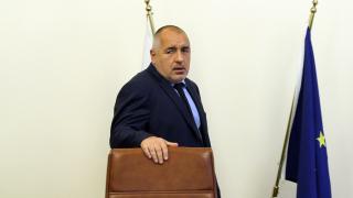 Започваме редактиране на коалиционното споразумение, обяви Борисов