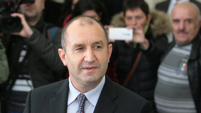 Новият български президент русофил