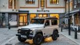 Продадоха юбилеен Land Rover Defender за 550 хил. евро