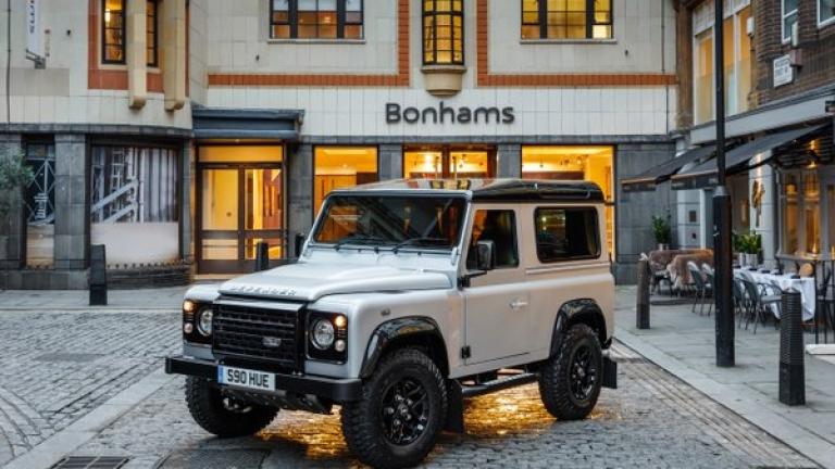 Land Rover мести производството на култовия Defender от Великобритания в Словакия