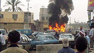 15 души загинаха при атентат в Ирак