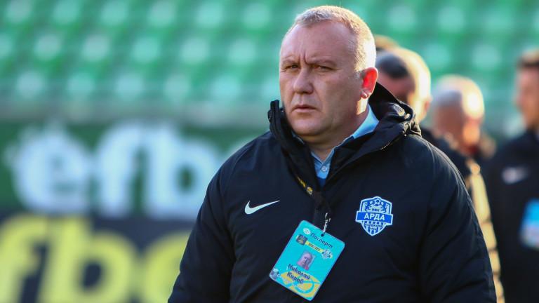 Николай Киров: Финалът не е мач между мен и Любослав Пенев