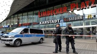 Единият заподозрян за подготвяния атентат в Есен е освободен