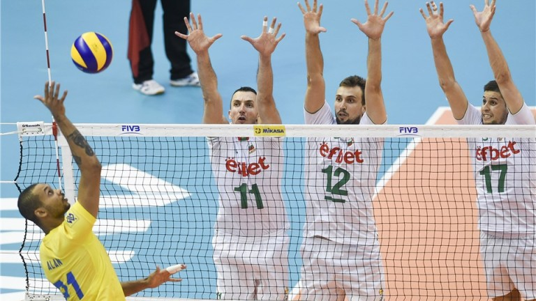 """България завърши на 11-то място в мъжката """"Лига на нациите"""""""