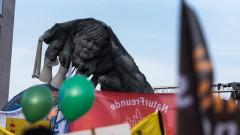 В Берлин и Кьолн протестираха срещу енергията от въглища