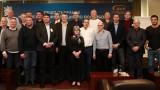 Шест точки в заседанието на Управителния съвет на федерацията по волейбол