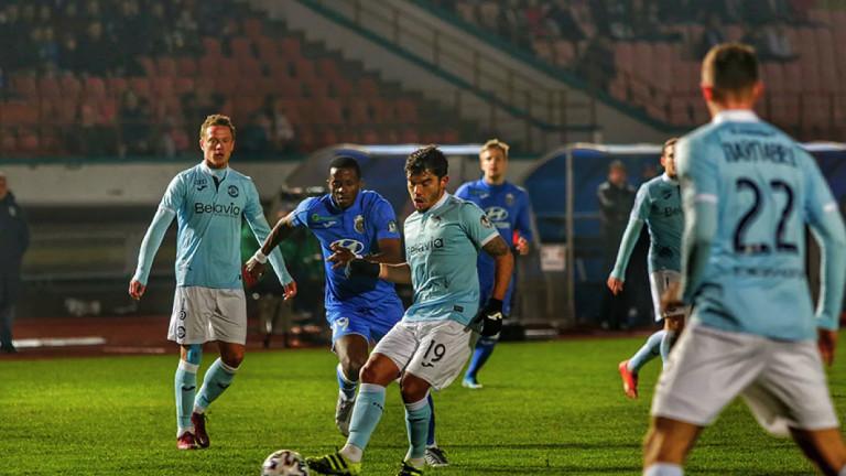 Динамо (Брест) изхвърли Астана, Легия не допусна изненада срещу Линфийлд