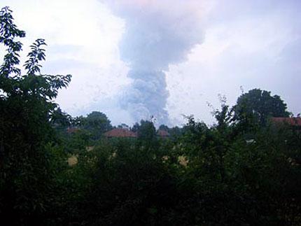 14 невзривени боеприпаси изчезнали от поделението в Челопечене